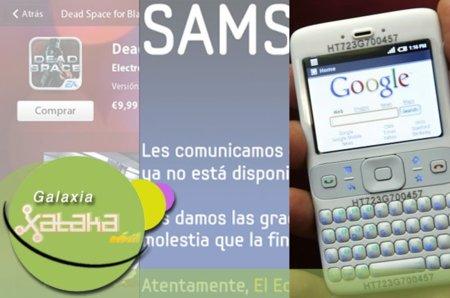 Samsung Movies se va de España, la historia de Android y la llegada de Dead Space. Galaxia Xataka Móvil