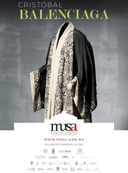 Cristobal Balenciaga Llega Al Musa Museo De Las Artes De Guadalajara Con Una Exposicion De Vestidos Y Bocetos