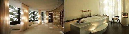Spa de Lujo en Zurich: Dolder Grand Hotel