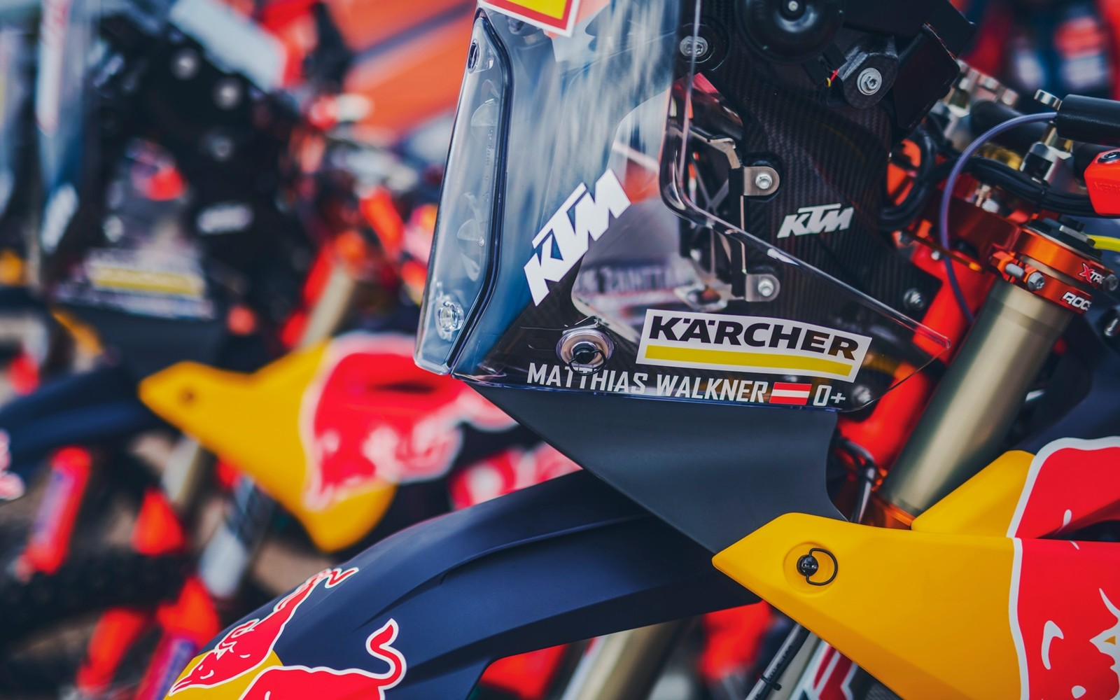 Foto de KTM 450 Rally Dakar 2019 (107/116)