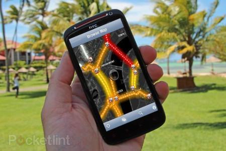 TomTom llegará a Android en Octubre