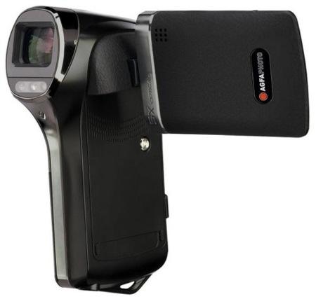 AgfaPhoto DV-5580Z permite la grabación en HD
