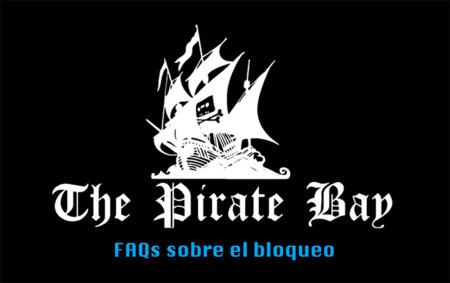 Preguntas (y sus respuestas) sobre el cierre de The Pirate Bay en España