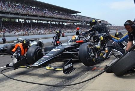 Una carrera rutera para la IndyCar Series en Indianápolis