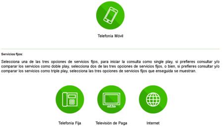 Comparador Precios Ift Servicios Telecomunicaciones Mexico