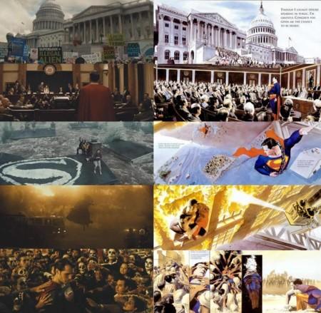 Batman v Superman y Superman: Paz en la Tierra