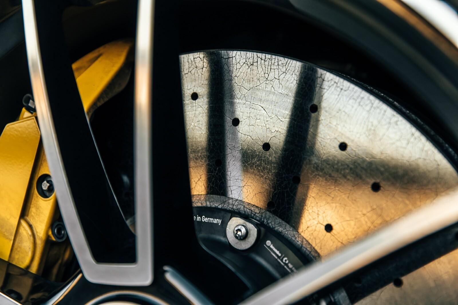 Porsche 911 Turbo S (Prueba)