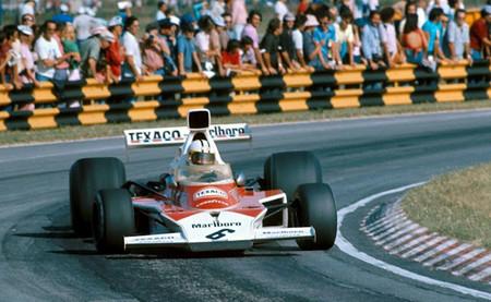 Denny Hulme McLaren 1974