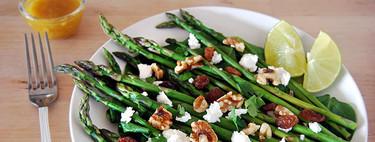 11 recetas rápidas con espárragos para disfrutar este ingrediente de temporada