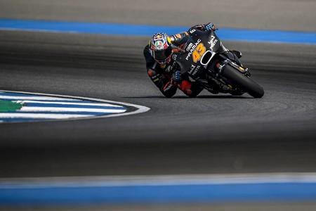 """Jack Miller tras hacer el tercer mejor crono en Tailandia: """"Nunca me he sentido tan cómodo como ahora con la Ducati"""""""