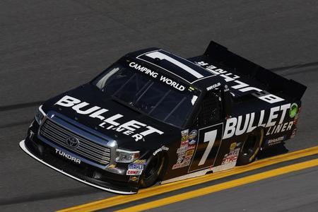 La NASCAR Truck Series también busca mejorar su imagen