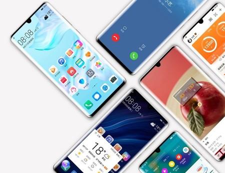 La razón de que algunos Huawei estén mostrando publicidad en la pantalla de bloqueo se llama 'Cambio de portadas': así funciona