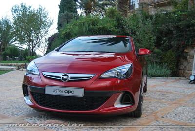 Opel desvela información sobre el chasis del Astra OPC