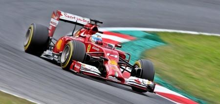 Fernando Alonso sólo piensa en cumplir su contrato con Ferrari