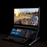 Intel se suma a la tendencia de portátiles con doble pantalla con un prototipo centrado en gaming y el sector profesional