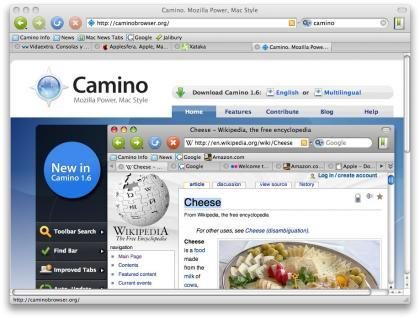 Camino 1.6 ya disponible