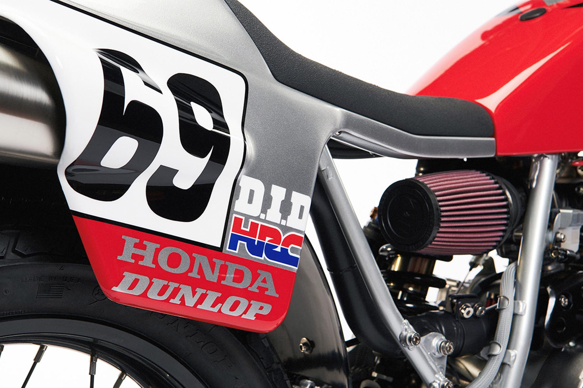 Foto de Honda XR650L Nicky Hayden (5/9)
