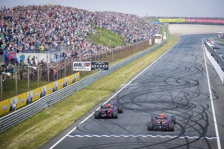 Ricciardo Verstappen Zandvoort