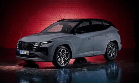 El Hyundai Tucson N Line viste de deportividad al SUV coreano: el perfecto aperitivo del Tucson N