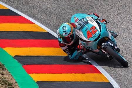 Marcos Ramirez Moto3 Alemania 2019