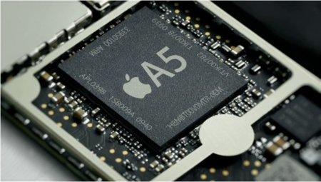 Todo apunta a que el iPhone 5 apostará por el doble núcleo con el chip A5