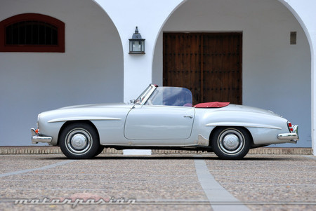 1961 Mercedes-Benz 190SL Roadster