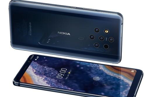 Nokia 9 PureView: el primer smartphone del mundo con cinco cámaras traseras ya está aquí