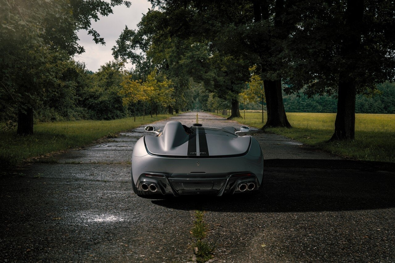 Foto de Ferrari Monza Novitec (7/9)