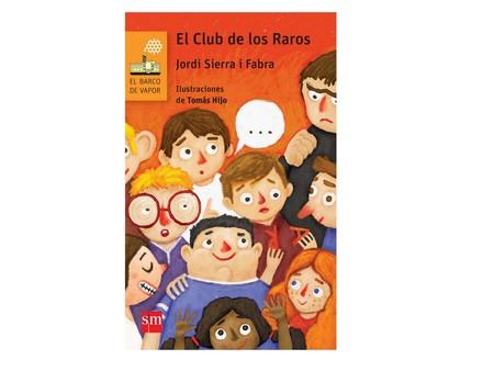 El Club De Los Raros Libro Infantil
