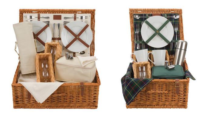 Cestas de picnic tradicionales - 2