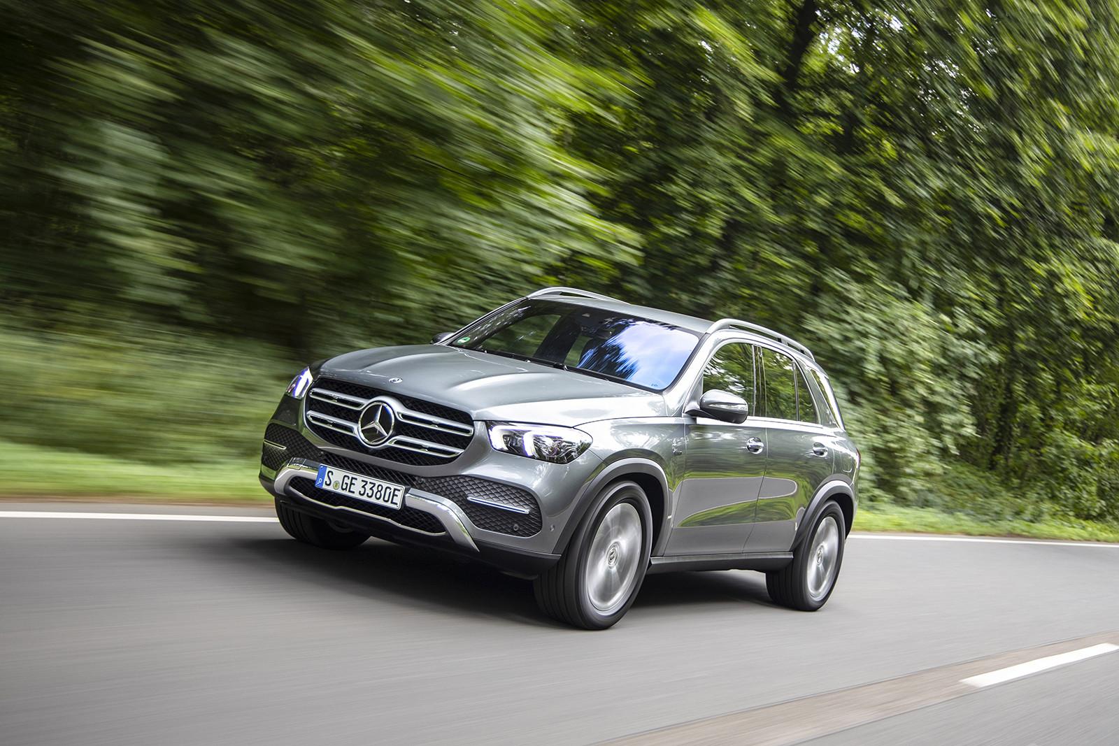 Foto de Mercedes-Benz GLE 350e y GLC 300e (19/26)