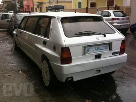 Lancia Delta HF Integrale Limusina