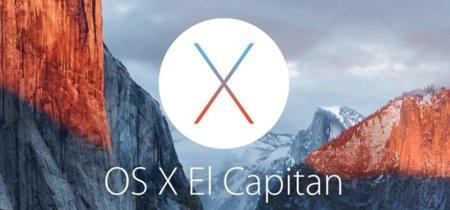 OS X El Capitan ya está aquí: éstas son todas sus novedades