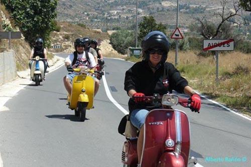 Los Scooter en San Juan