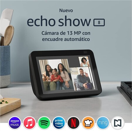 Dispositivos Echo con descuento en Amazon México