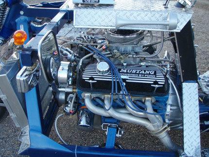Custom Trike Mustang