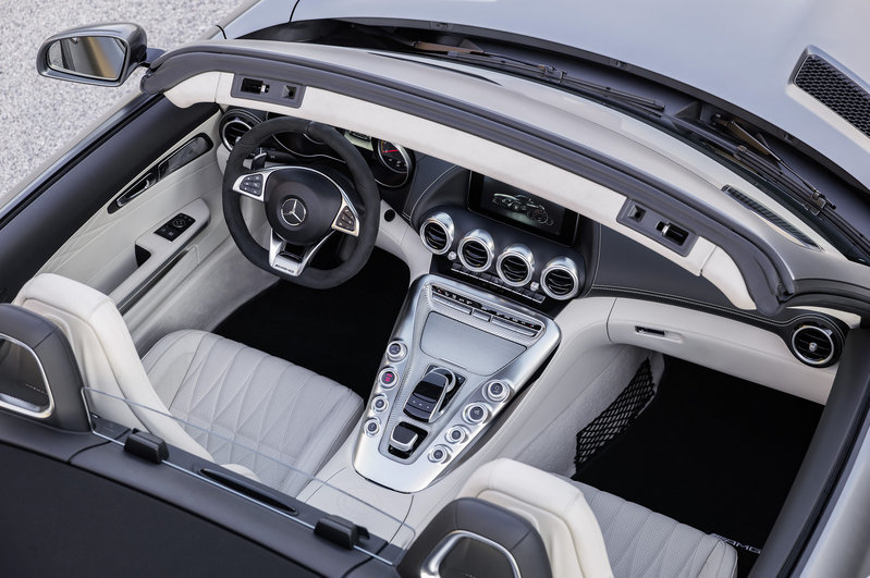 Foto de Mercedes-AMG GT roadster (7/14)