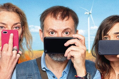 'Borrar el historial', una despiadada comedia sobre los obstáculos de la vida moderna