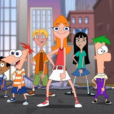 Hoy se estrena en Disney+ 'Phineas y Ferb. Candance contra el Universo': repasamos los 11 mayores éxitos musicales de la serie