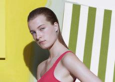 Los colores cítricos dominan la colección de Miren Doiz x Oysho, ¿preparada para un verano a todo color?