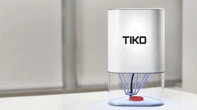 Tiko es una impresora 3D unibody a un precio casi irresistible