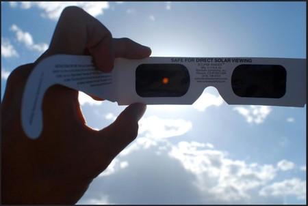 Gafas Solares Eclipse Solar Luna