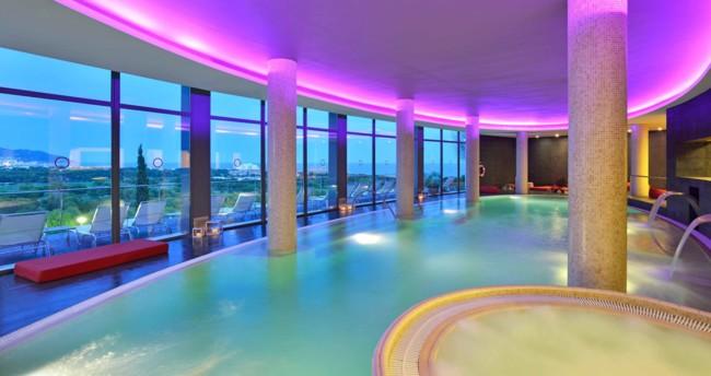 Siete hoteles con spa en España para este verano