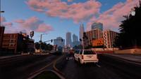 Un timelapse desde las entrañas del videojuego GTA V