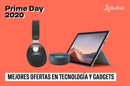 Amazon Prime day: Mejores ofertas del día en tecnología y gadgets (actualizado)