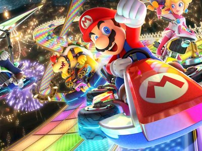 La versión digital de Mario Kart 8 Deluxe no superará los 7GB