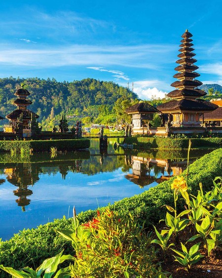 1. Bali, en Indonesia