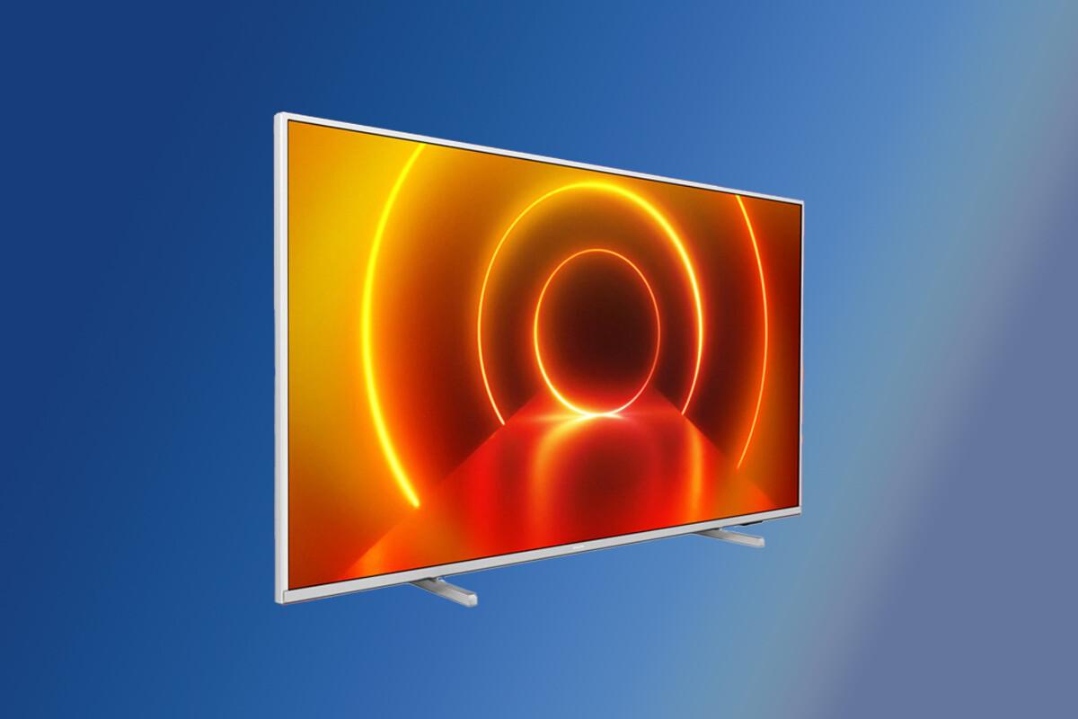 Cambia de tele a precio bestial: esta smart TV 4K de Philips es de 58 pulgadas, tiene Ambilight, Dolby Vision y Atmos y cuesta 459 euros