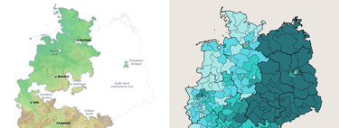 Siete gráficos que explican el impactante regreso de la extrema derecha al parlamento alemán