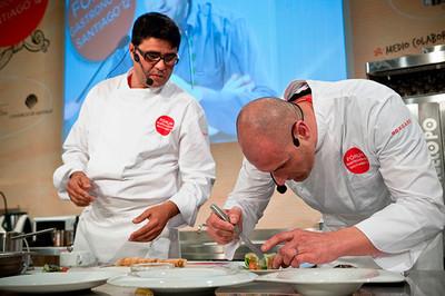 El Fórum Gastronómico de Santiago se marcha a A Coruña